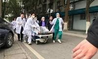 武汉被刺医生仍在抢救中,国家卫健委、省医师协会:强烈谴责暴力伤医行为!