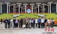 海外华文媒体代表点赞首届进博会
