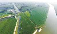 南水北调东中线累计调水222亿立方米 润泽北方40多个城市
