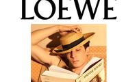 全新LOEWE罗意威形象大片由新星JOSH O'CONNOR演绎LOEWE罗意威名著系列