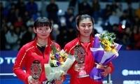 河北小将何卓佳获2018国际乒联世界巡回赛总决赛女单亚军