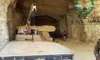 叙利亚政府军攻下一座高地后,被场景惊呆:又一场意外的大收获