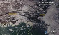 启动气候分析 风云卫星监测 现场应急服务 气象部门全力保障雅鲁藏布江米林段堰塞湖抢险