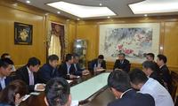 驻塔吉克斯坦大使岳斌出席在塔中资企业座谈会