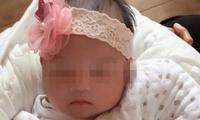 东莞被高坠苹果砸伤女婴仍未苏醒 肇事方已拿出3万元送到医院