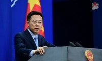 赵立坚再批蓬佩奥反华言论:他的谎言在国际上已破产