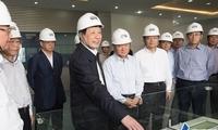 对标国际一流狠抓安全质量 应勇调研重大工程建设情况