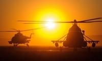 突发!俄罗斯米-8直升机起落架断裂 致3人受伤