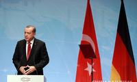 德国大选在即 土耳其总统呼吁土裔选民不要支持默克尔