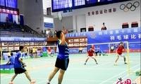 四川省运会羽毛球比赛落幕 成都队成最大赢家