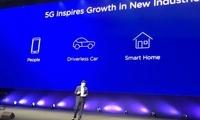 MWC华为发布首款3GPP标准5G商用终端