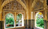 被国王施了魔法的阿尔罕布拉宫