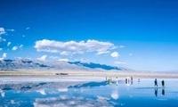 """别再去茶卡盐湖了!这个绝美的""""天空之境"""",人少景美还免费!"""