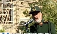 伊朗革命卫队誓言报复阅兵式袭击