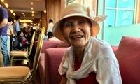 韩国老人即将赴朝见亲人:我能拥抱已70多岁的儿吗?