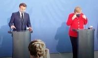 外媒:担心欧洲杯防疫形势,德法领导人纷纷出面喊话