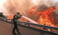 中国驻洛杉矶总领馆发布通告 提醒中国公民避免前往山火地区