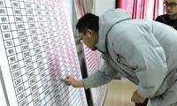 兰州城关区两处经适房561套房源摇号选主人 两百余户申请家庭到场选房