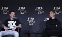 质疑FIFA公信力吗?梅罗时代将会继续,加油C罗!