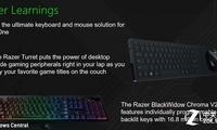 微软联手雷蛇 Xbox或将完美支持键鼠