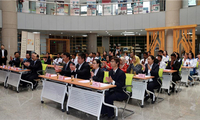 陕西工院迎来首批学历留学生 国际化办学迈上新台阶